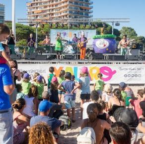Festival infantil Xalaro
