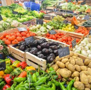 Verdures del mercat