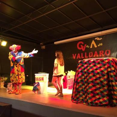 Show de circo Valldaro