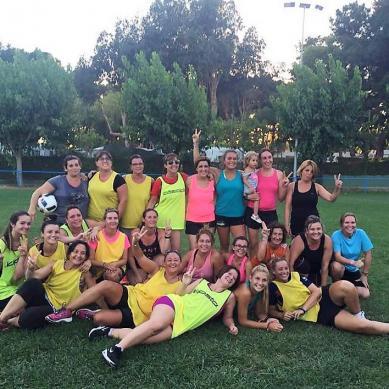 Equipo femenino del torneo
