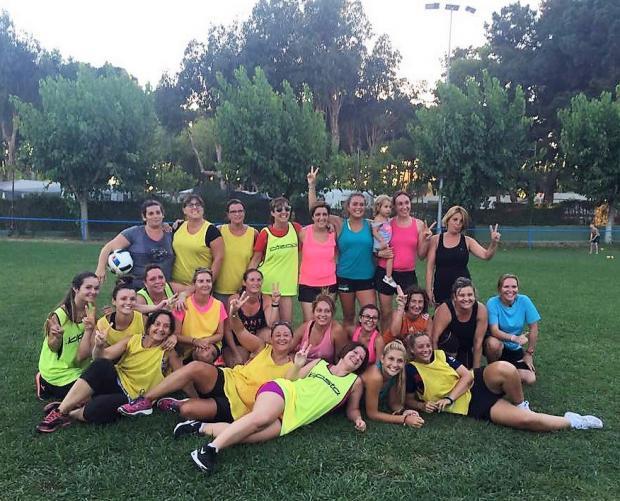 Soccer tournament in Valldaro
