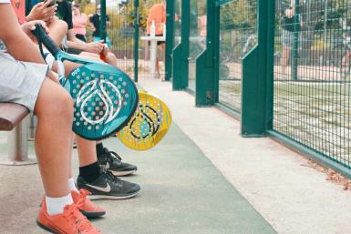 Peddel racket