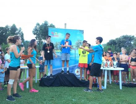 Sports tournament at Camping Valldaro