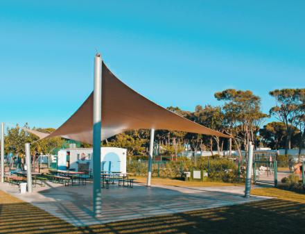 Club Darona-tent