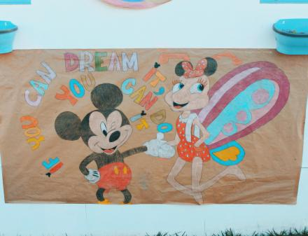 Mickey Darona banner
