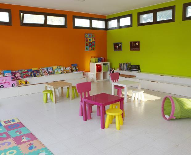 Speelkamer voor kinderen