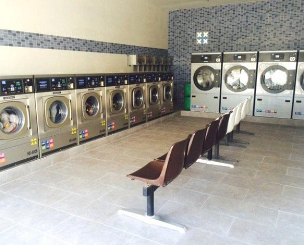 Camping laundry service