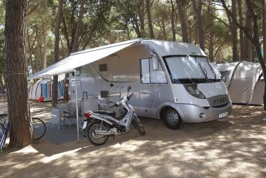 Kamperen in Costa Brava voor campers