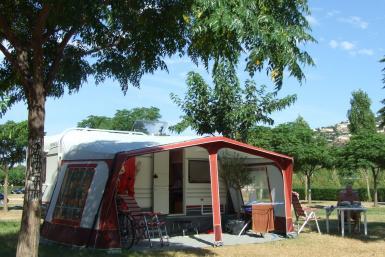 Camping plot in Playa de Aro (Catalonia)