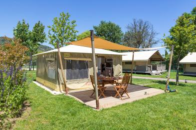 Camping Valldaro Fun Tents Promotion