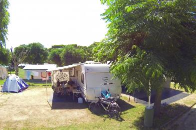 Camping in Playa de Aro for motorhomes