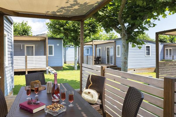 Camping Bungalows on the Costa Brava