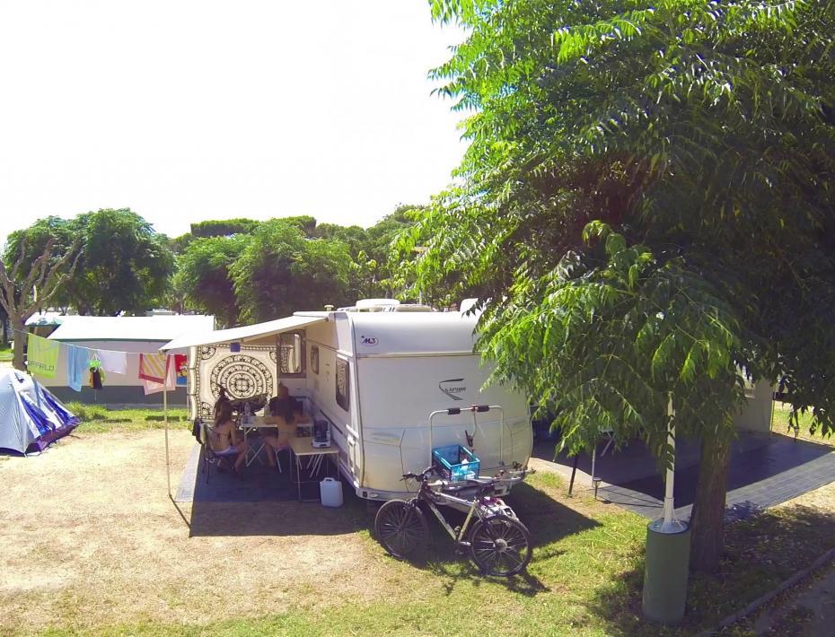 Camping à Playa de Aro pour camping-cars