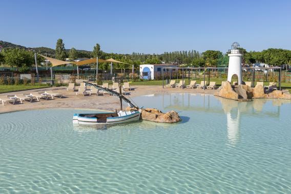 Children's pool in Playa de Aro