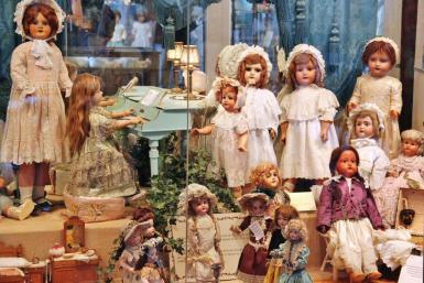 Musée de la poupée à Castell d'Aro