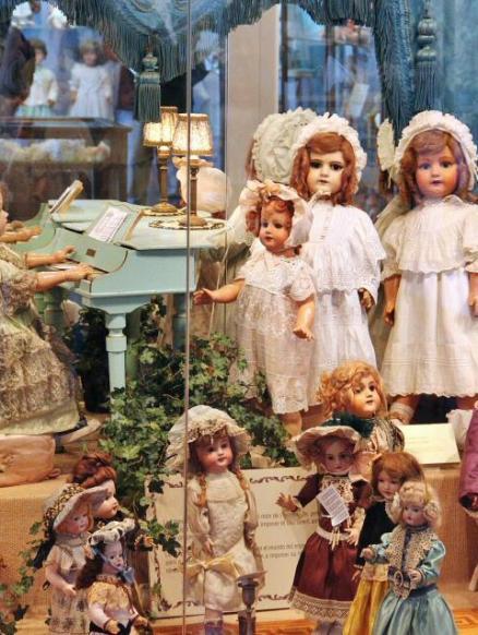 Museo de muñecas en Castell d'Aro
