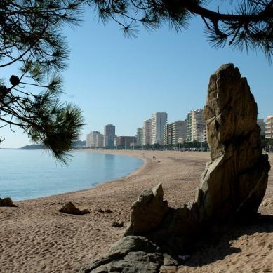 Roca de Playa de Aro