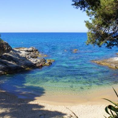 Cala Sa Cova Playa de Aro