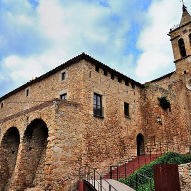 Iglesia de Castell d'Aro