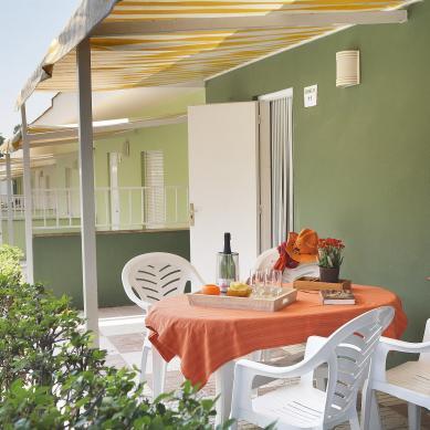 Terrazas bungalows Thalassa