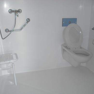 WC Mobil home