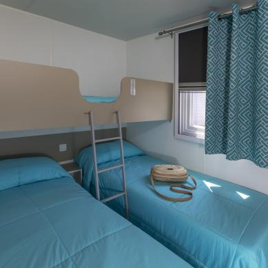 Single beds for mobile homes in Valldaro