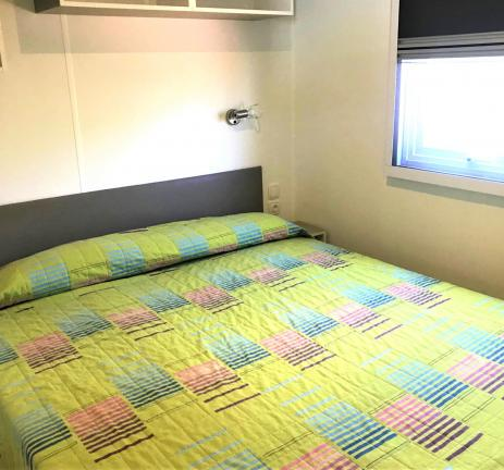 Bed Mobil homes Empordanet  Camping Valldaro