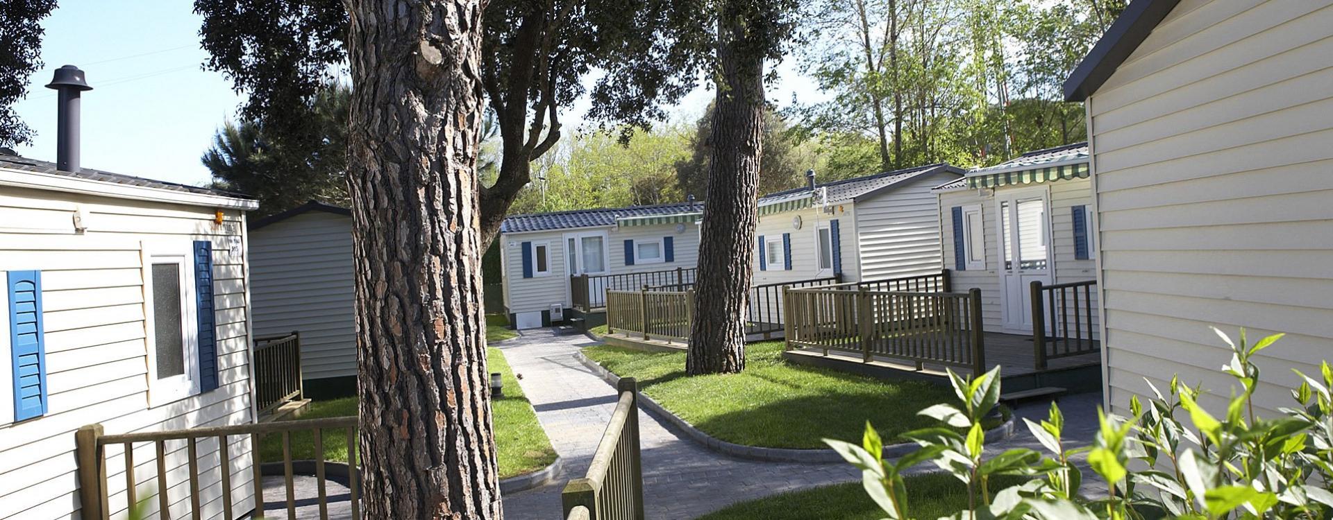 Exterieur Mobil Home Mare Nostrum Camping Valldaro