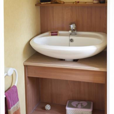 Baño de Mare Nostrum mobile home