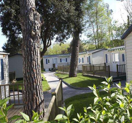 Extérieur Mobil Home Mare Nostrum Camping Valldaro
