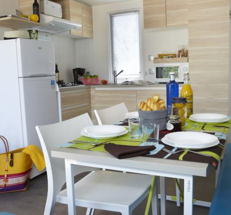 Mobil Home Riuet Camping Valldaro in Playa de Aro