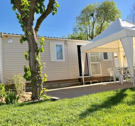 Mobil Home Riuet Camping Valldaro in Costa Brava