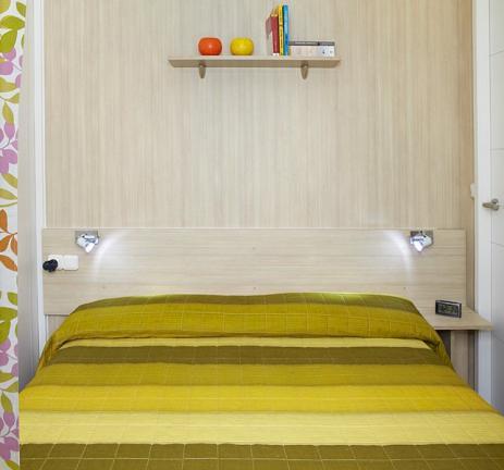 Lit Mobil Home Sa Conca Camping Valldaro
