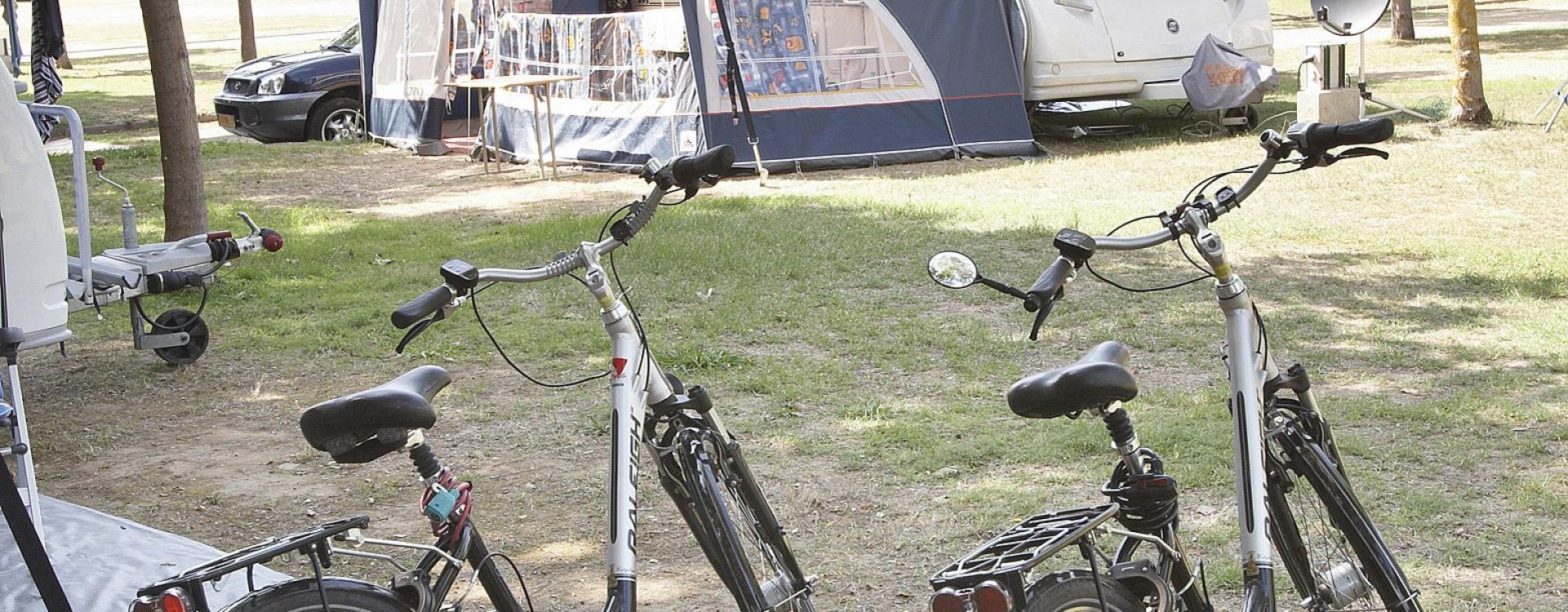 Vélos de camping