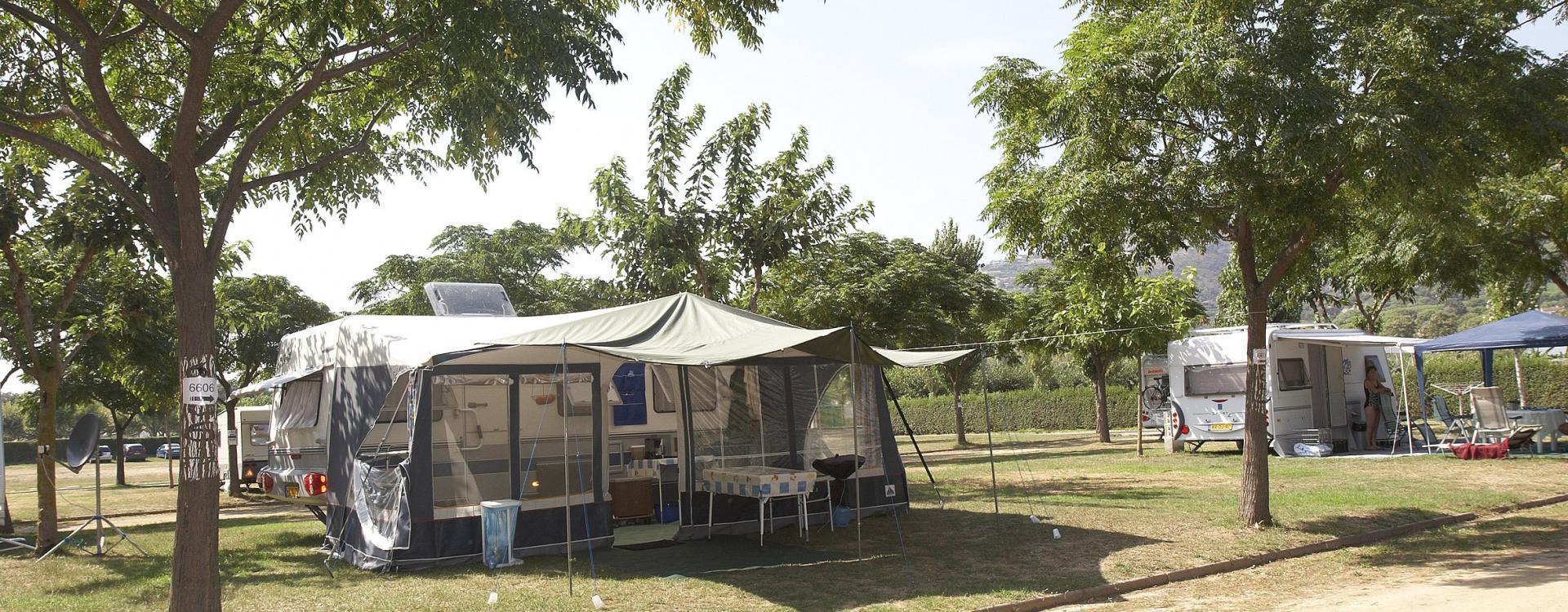 Camping Valldaro - Terrains à Playa de Aro