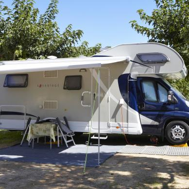 Camperplaats bij Camping & Bungalows Valldaro