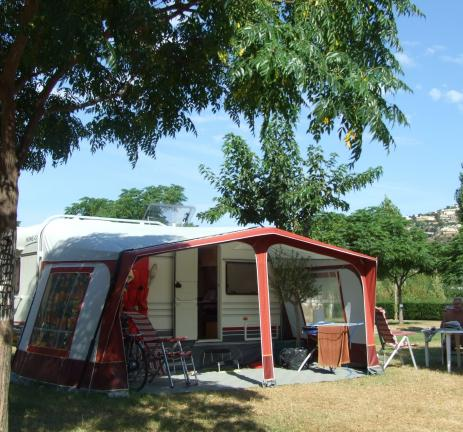 Plot in Playa de Aro at Camping Valldaro
