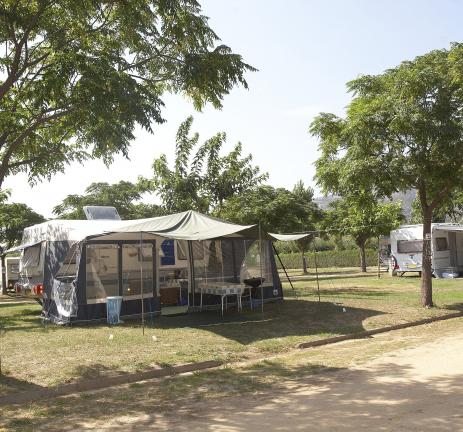 Camping Valldaro - Plots in Playa de Aro