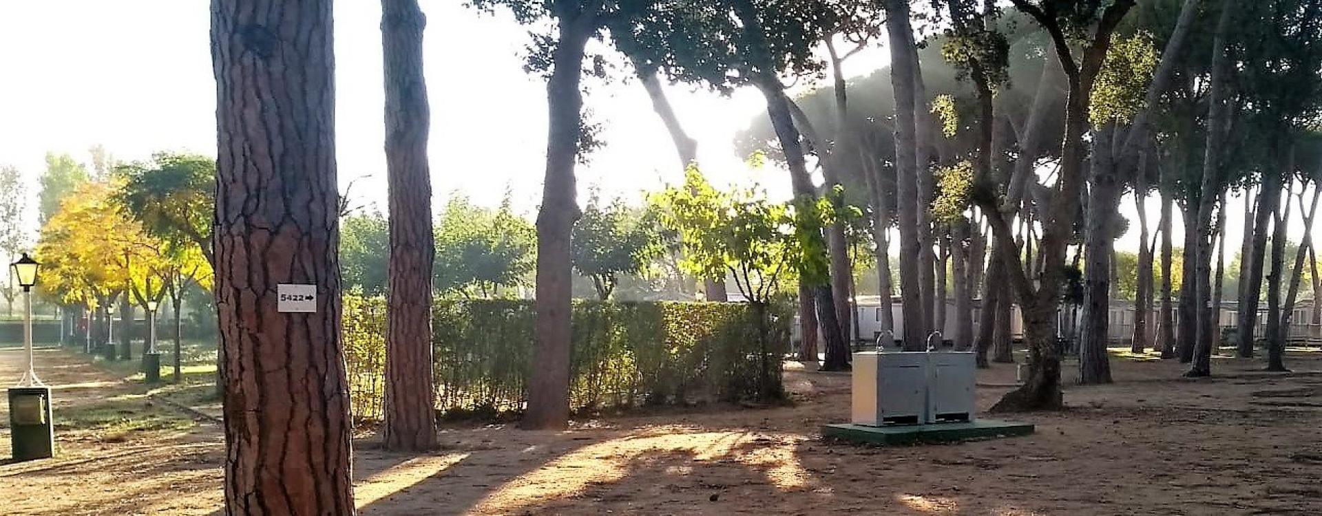 Zona aguas Camping Valldaro