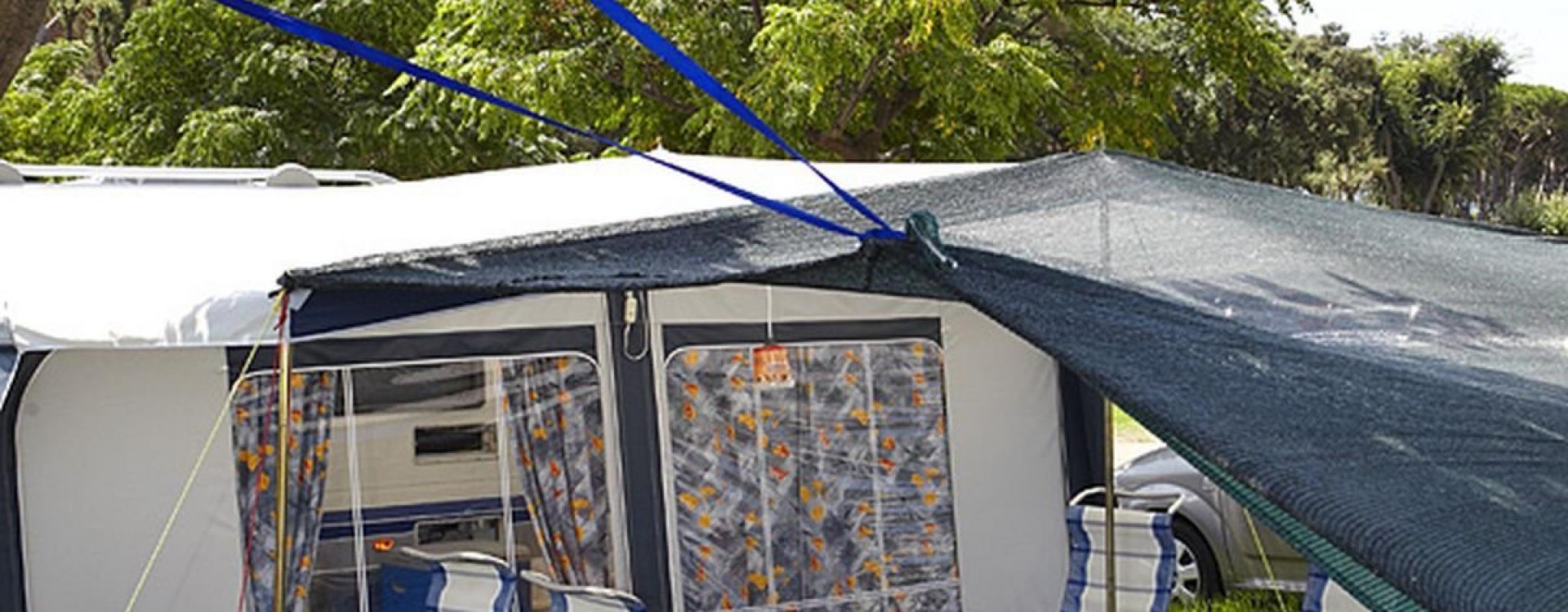 Parcelas del Camping Valldaro
