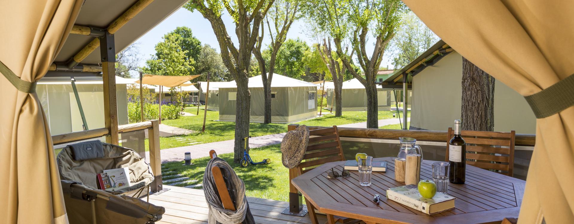 Tent Super Fun - Camping Valldaro - Platja d'Aro