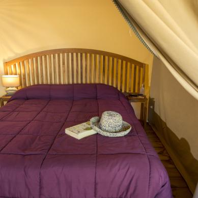 Super Fun Tent Double Room