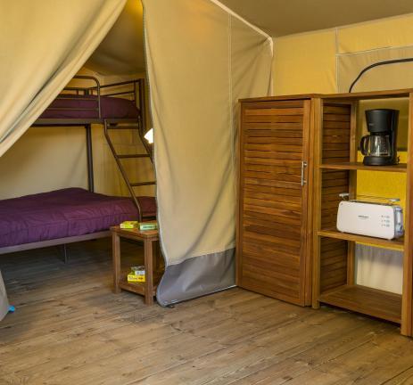 Tenda Super Fun Camping Valldaro