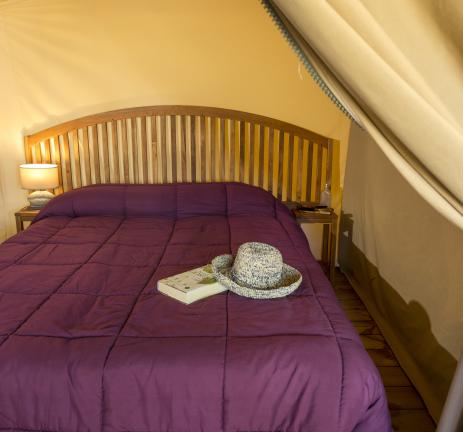 Llit de la tenda Super Fun Camping Valldaro