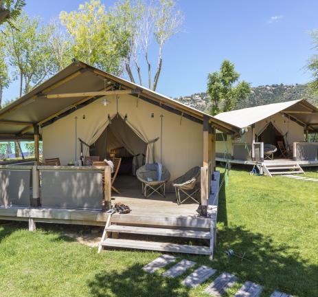 Tent Super Fun - Camping Valldaro