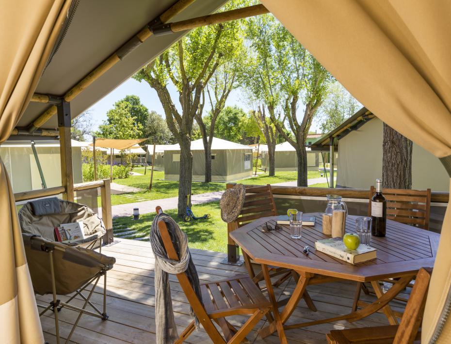 Tenda Super Fun - Camping Valldaro - Platja d'Aro