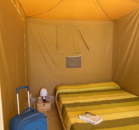 Bed tent fun