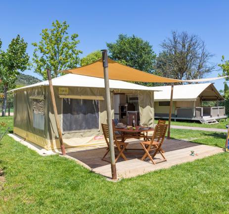 Tent Fun Camping Valldaro Playa de Aro