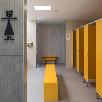 Photo of the bathrooms