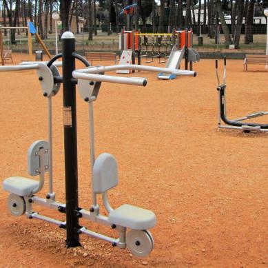 Parque gimnasio
